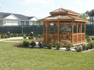 Gazebo, Picnic Area