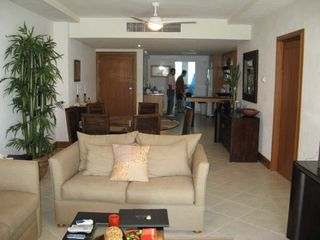 Ixtapa condo photo - Living room with a view!