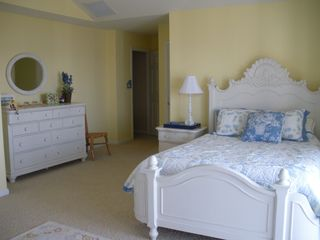 Fenwick Island townhome photo - Master Bedroom