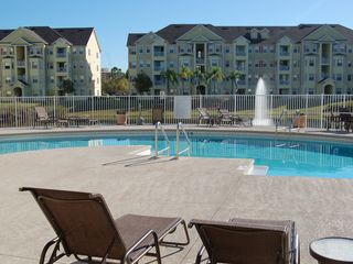 Cane Island condo photo - Cane Island Resort Swimming Pool, Lake & Fountain - View 2