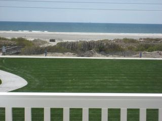 Wildwood Crest condo photo - View from Deck