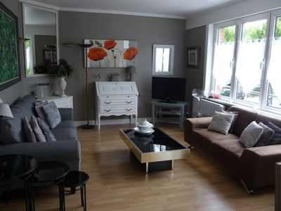 RENT APARTMENT 80M2 FURNISHED FOR 4 PEOPLE CLOSE TO LILLE