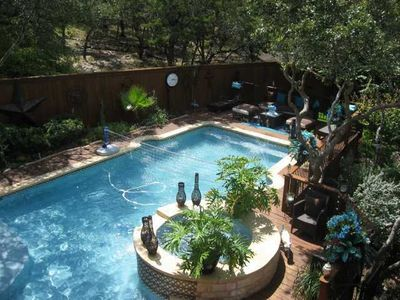 austin house rental kick back relax in a resort style oasis