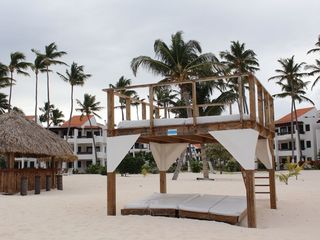 Punta Cana apartment photo - Comfortable beds at the beach