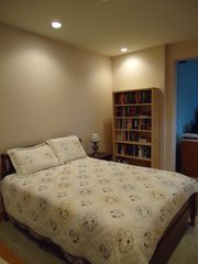 Westport Island house photo - Extra Sleep Area with double bed