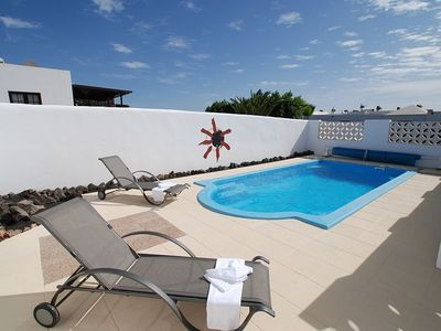 Beautiful villa with private pool in a great location