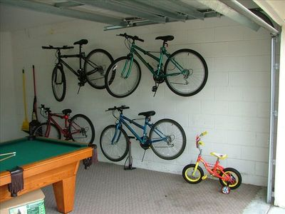 Range of bikes (5) Adult to toddler