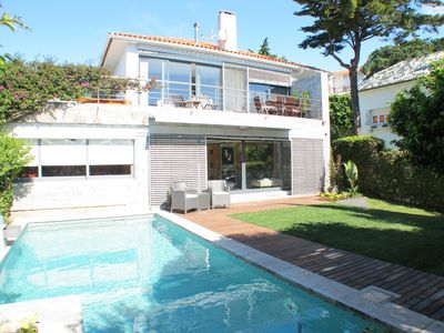 Estoril Atlantic Villa – Luxury Villa with private pool in Estoril