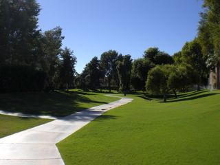 McCormick Ranch Scottsdale condo photo - Green belt walking path area