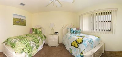 Cape Coral house rental - Guest bedroom 1