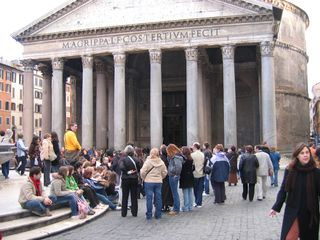 Trastevere area condo photo - The Pantheon is one of the most spiritual places in Rome.