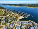Marina - Bring your boat on vacation and dock it at the private marina.