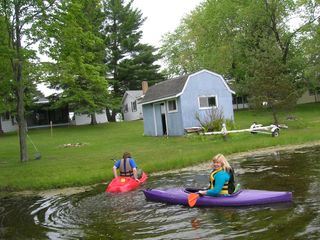 West Branch house photo - Have fun exploring the lake in a kayak!