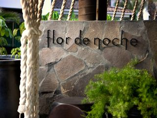 San Jose del Cabo villa photo - Restaurant Flor de Noche at the Cabo Azul Resort