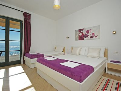 Exclusive apartment in a prime location - directly on the beach, only 5 meters to the sea - Apartment (L3)