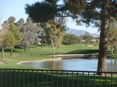 Chandler house rental - Yes this is one of your views from the living room