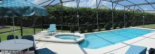 Glenbrook Resort villa photo - Panoramic view of pool and spa