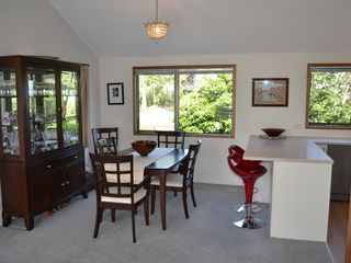 Auckland CBD townhome photo - Open dining and breakfast area.