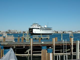 Tom Nevers cottage photo - Arrival via ferry- Nantucket Island