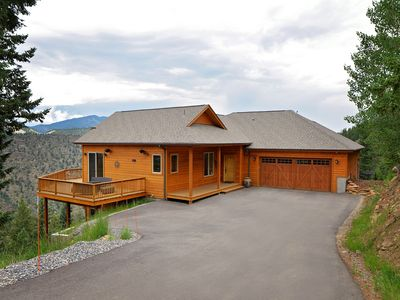 Evergreen Mountain Home ~ Centrally Located ~ Panoramic Views ~ Fun Amenities