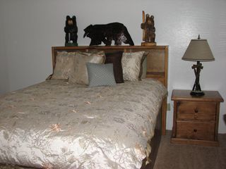 Mammoth Lakes condo photo - Bedroom #2- New Queen Bed