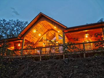 Bryson City cabin rental - A restful retreat!!