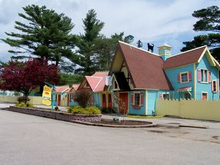 North Conway house photo - Storyland right up the road from home...
