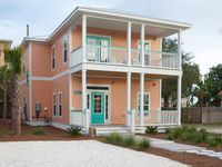 August Special! $20 Off Our Nightly Rate! New Construction, 300 Yards to Beach