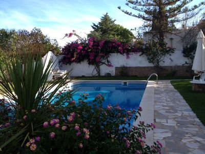 fully equipped apartment, completed complex with pool, near beach and golf