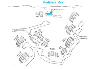 St. Croix condo photo - Gentle Winds Property/Site Plan