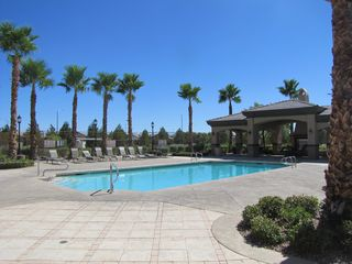 Las Vegas house photo - Exercise Room & Community Seasonal Pool Available!