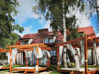 Home Baltic Cottage – located in small village Mikoszewo