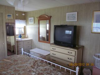 New Port Richey mobile home photo - View of Master Bedroom from bed