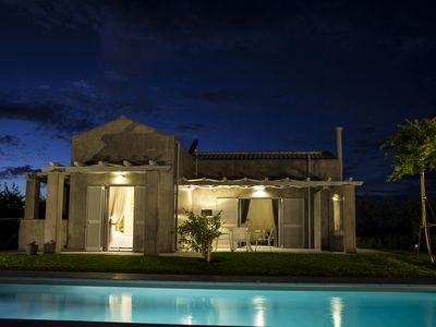 VILLA LEFTERIS, VILLA DESPINA & VILLA POLYXENI!!!LUXURY VILLAS WITH PRIVATE POOL - Villa LEFTERIS