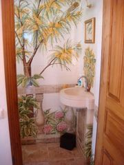 Alvor farmhouse photo - Guest toilet.