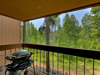 Carnelian Bay townhome photo - Patio balcony w/BBQ