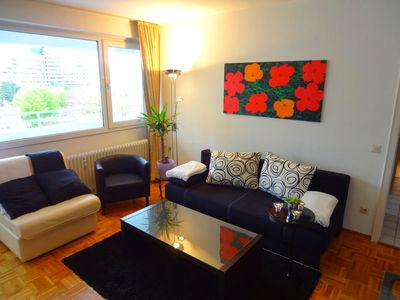 Located City apartment just minutes from many attractions