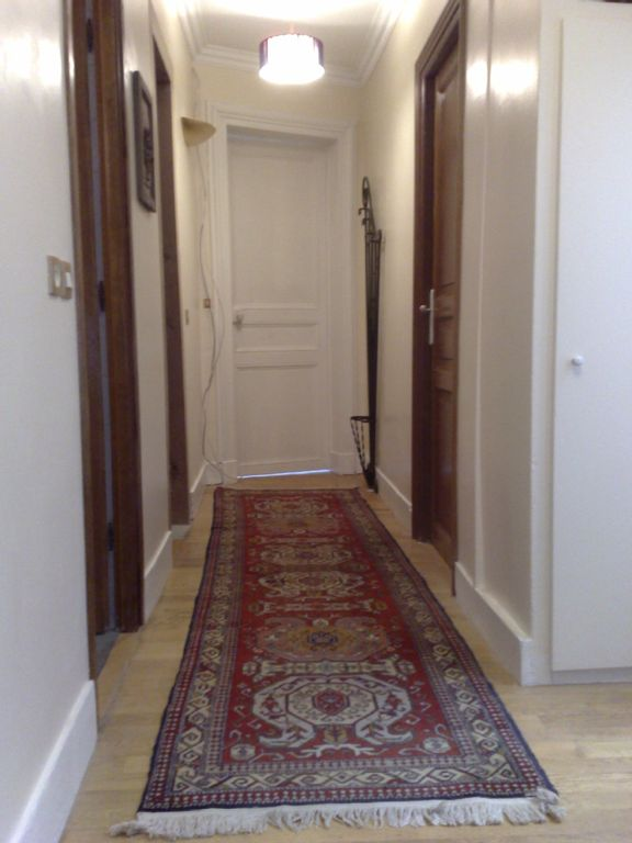 Apartment Madeleine Paris Entrance Hall