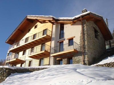 Gignod apartment rental - Exterior of Terra Alpina