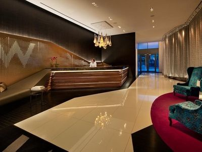 W Residences Reception