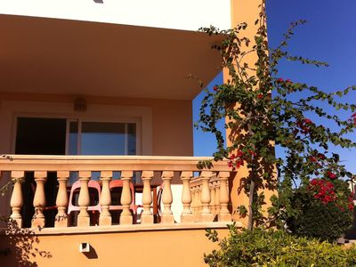 Comfortably furnished apartment, just 2km. from the harbour town of Porto Cristo