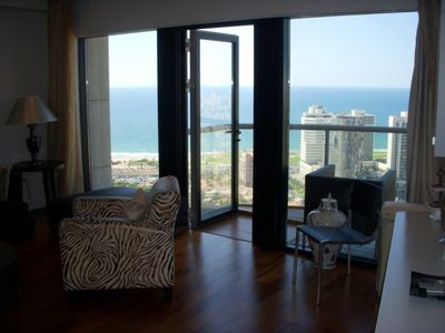 Tel Aviv apartment rental - 3 Bedrooms apartment.