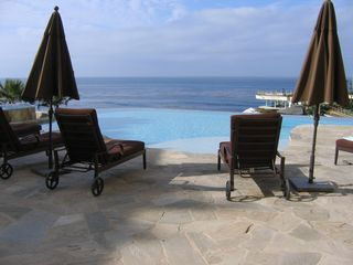 Rosarito Beach condo photo - 3rd floor pool deck