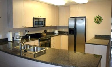 Spacious, Fully-Equipped Kitchen with Loads of Room for Entertaining