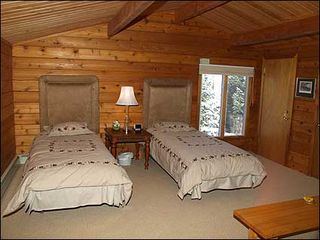 Snowmass Village house photo - 2nd Bedroom with 2 twins