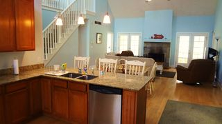 Union Pier cottage photo - Kitchen, Stainless Steel Appliances and Granite Countertops