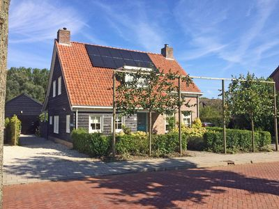 Holiday house in Veere for 6 people, cozy, comfortable, quiet location
