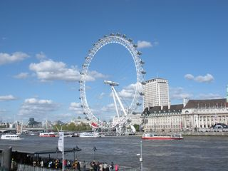 Richmond & Kew apartment photo - British Airways London Eye