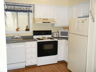 Folly Field condo photo - Fully equipped kitchen, all you need is food