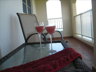 Aguadilla condo photo - Penthouse Lower Balcony, Listen to the Waves